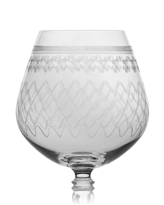 Bohemia Crystal Brandy- und Kognakgläser Victoria 380 ml (Set mit 6 Stück) - 2