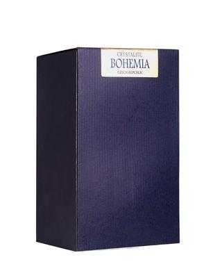 Bohemia Crystal Wein-, Whisky-, Rum- oder Branntweinkaraffe 800 ml - 2