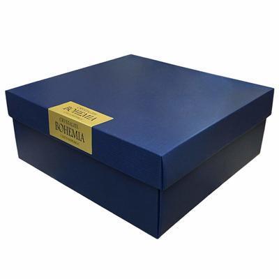 Bohemia Crystal Whisky set Florale 99999/9/99E50/820  (set 1 karafa + 6 pohárov) - 2