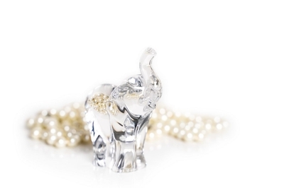 Bohemia Crystal Elephant  74868/58900 / 090mm - 3