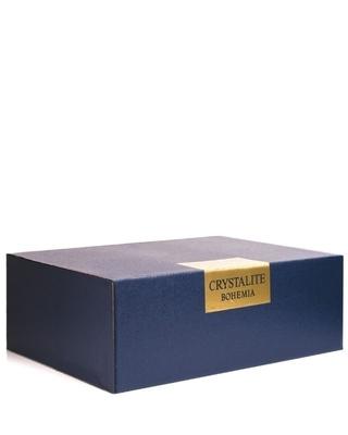 Bohemia Crystal Quadro Whiskey Tumblers 340ml (set of 6 pcs) - 4