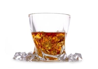 Bohemia Crystal Quadro Whiskey Tumblers 340ml (set of 6 pcs) - 6